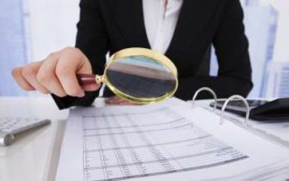 تهیه انواع آنالیزهای حسابداری شرکت در مناقصات